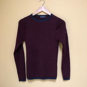 Armor Lux wool sweater - Size 2